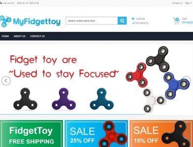 My Fidget Toy