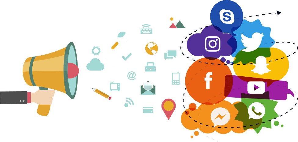 Social Media Marketing and SEO organic search