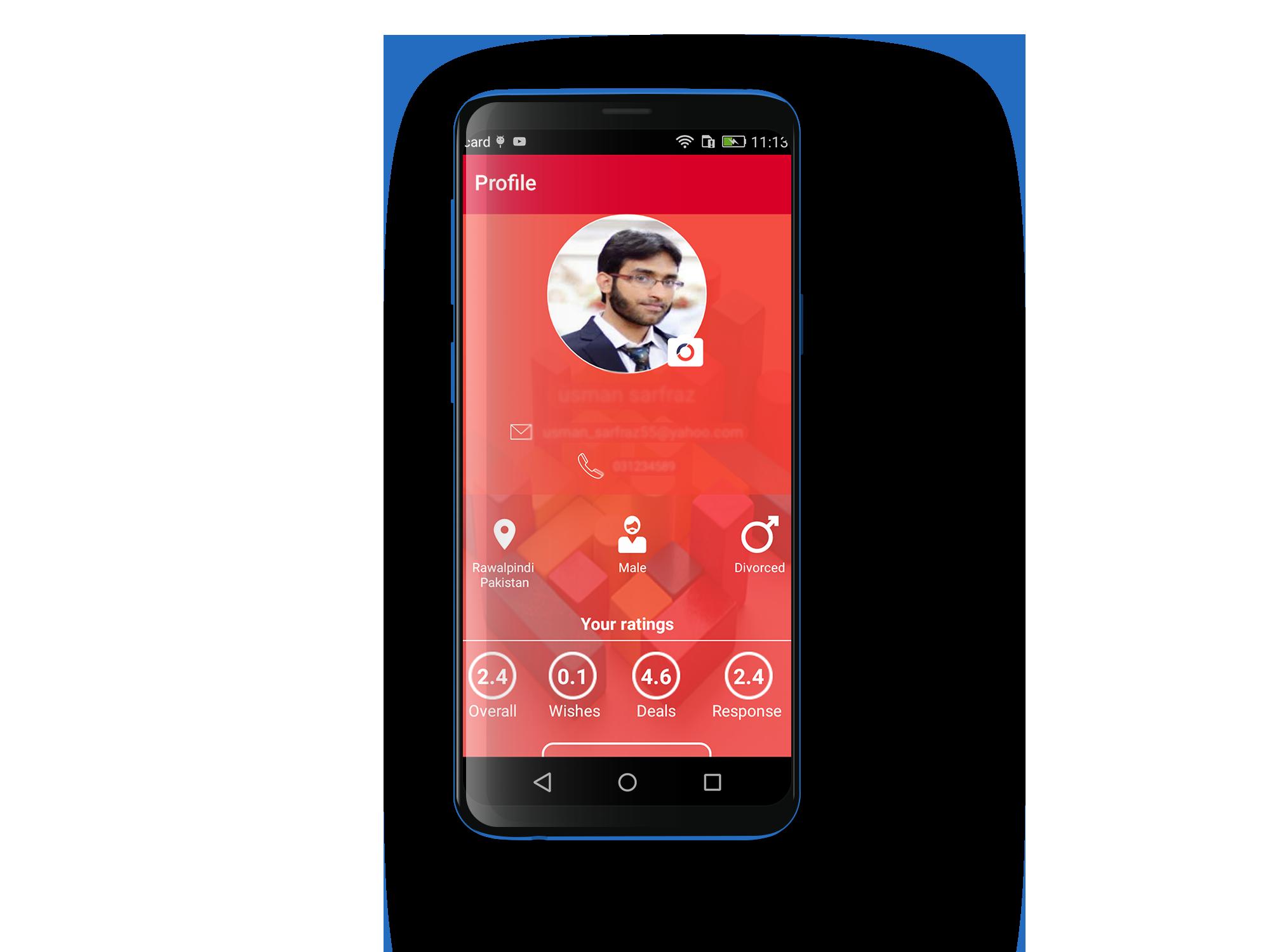 Accurita - Buyer App