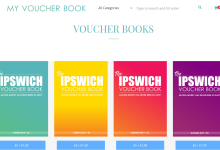 My Voucher Book