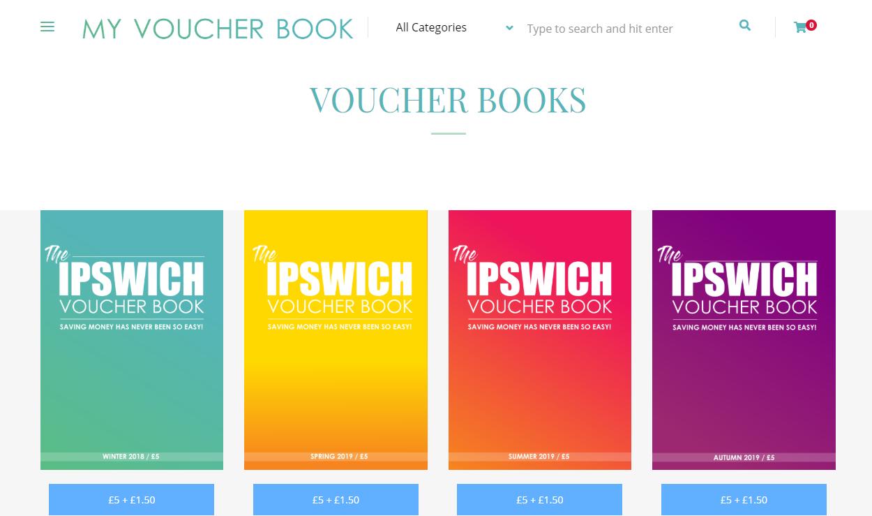 My Voucher Book