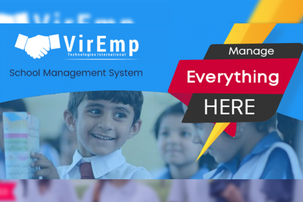 VirEmp School Management System