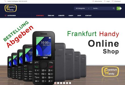 Frankfurt Handy