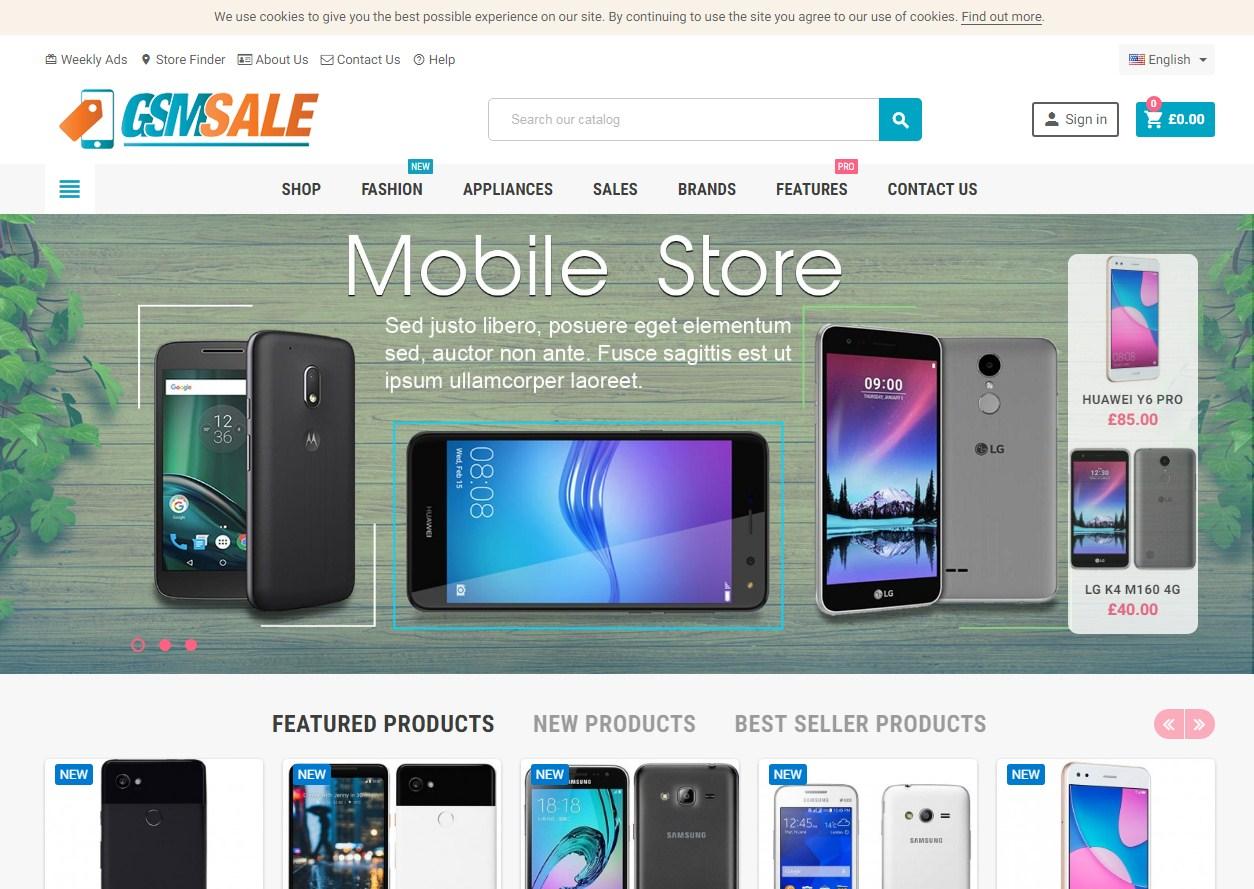 GSM Sale