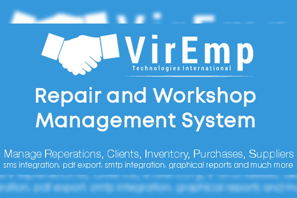 Repair and Workshop System